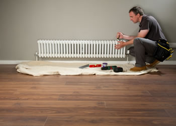 Central Heating System and Radiator Repairs in Hertfordshire